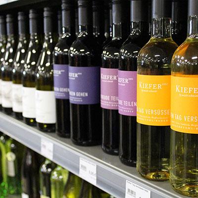 Wein, Rotwein, Weißwein, Roséwein